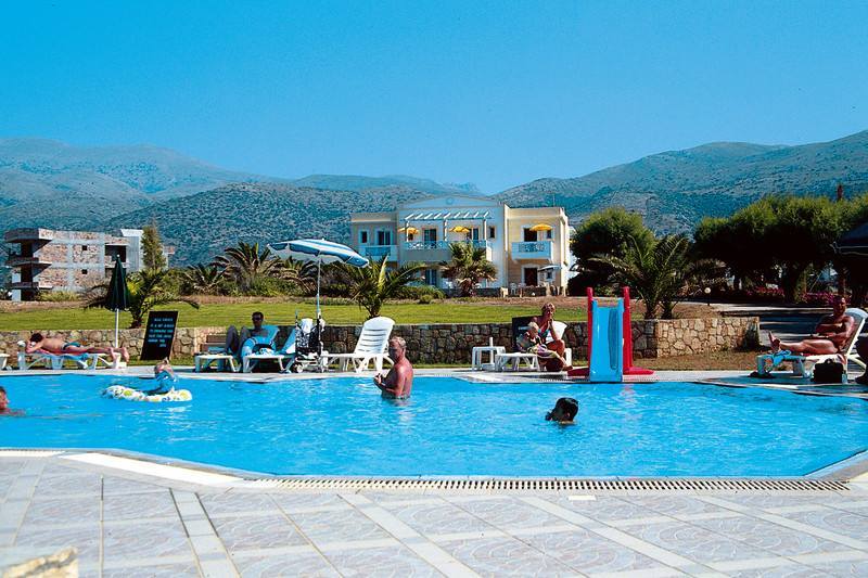 Appartementen Windmill - Malia - Heraklion Kreta